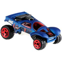 Mattel Hot Wheels Αυτοκινητάκια Spiderman Da Kar FKF66 / GDG93 887961743081