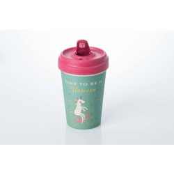 BambooCUP Time for Unicorns Κούπα Ποτήρι για καφέ ή τσάι ΒCΡ205 4260375682003