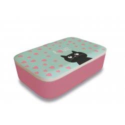 Chic Mic Δοχείο Φαγητού Lunchbox Classic-Cat ΒLΒ806 4260375686063