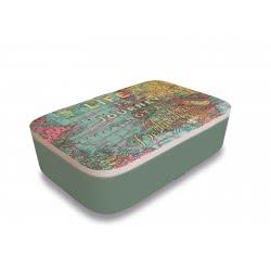 Chic Mic Δοχείο Φαγητού Lunchbox Classic-Map ΒLΒ808 4260375686087