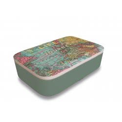 Chic Mic Lunchbox Classic-Map ΒLΒ808 4260375686087