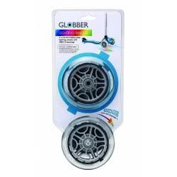 Globber 2 Ανταλλακτικά Ροδάκια 121mm Lightning Wheel Set 526-009 4897070183384