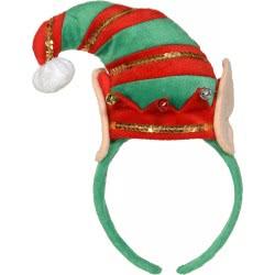 Christakopoulos Χριστουγεννιάτικη Στέκα Ξωτικό Με Αυτάκια - Πράσινη 4769 5212007551538