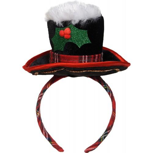 Christakopoulos Χριστουγεννιάτικη Στέκα Καπέλο Χιονάνθρωπου 4783 5212007551446