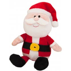 Christakopoulos Santa Claus with Music 17 cm 6145-1 5212007552689