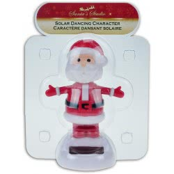 Christakopoulos Χριστουγεννιάτικο Στολίδι 11 εκ. που Χορεύει με Φως - 4 Σχέδια 4772 5212007551385