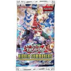 κάισσα Yu-Gi-Oh! YGO: Hidden Summoners Booster ΚΟΝ644928 4012927644928