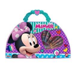 As company Minnie Mouse Σετ Ζωγραφικής Art Case Με Την Μίνυ 1023-66214 5203068662141