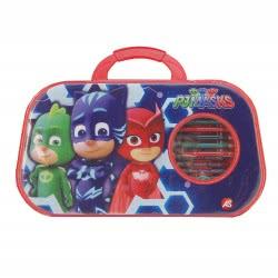 As company PJ Masks Painting Set Art Case 1023-66216 5203068662165