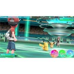 Nintendo Pokemon Let's Go, Pikachu! Switch  045496423155