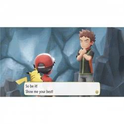 Nintendo Pokemon: Let`s Go Eevee! Game Switch  045496423230
