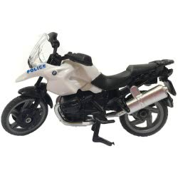 siku Motorcycle Greek Police BMW R1200 GS SIGR1049 4006874910496