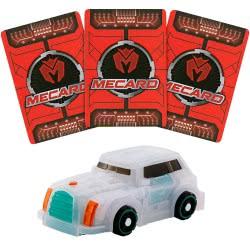 Mattel Mecard Mothon Deluxe Mecardimal Όχημα με Κάρτες Νούμερο 24 FXP21 / GBP86 887961720716