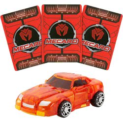 Mattel Mecard Fion Deluxe Mecardimal Figure with Cards Number 25 FXP21 / GBP84 887961720761