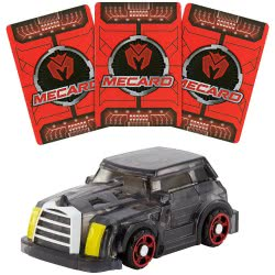 Mattel Mecard Stronghorn Deluxe Mecardimal Figure with Cards Number 23 FXP21 / GBP81 887961720815