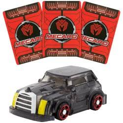 Mattel Mecard Stronghorn Deluxe Mecardimal Όχημα Με Κάρτες Νούμερο 23 FXP21 / GBP81 887961720815