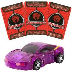Mattel Mecard Geryon Deluxe Mecardimal Όχημα με Κάρτες Νούμερο 19 FXP21 / GBP79 887961720778