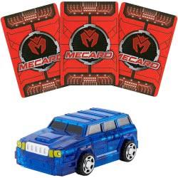 Mattel Mecard King Jaws Deluxe Mecardimal Όχημα Με Κάρτες Νούμερο 22 FXP21 / FXP27 887961697148