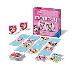 Ravensburger Επιτραπέζιο Memory Minnie Mouse 21020 4005556210206
