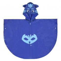 Cerda Pjmasks - Πιτζαμοήρωες Αδιάβροχο Πόντσο Κατμποι 3-4 Ετών - Μπλε 2400000486 8427934232321