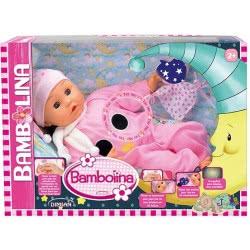 Just toys Dimian Balbolina Καληνυχτούλα 42Εκ. Μιλάει Ελληνικά BD1340 4895167983602