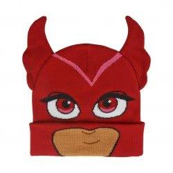 Cerda PJ Masks - Πιτζαμοήρωες Σκουφάκι Ολέτ - Κόκκινο 2200003541 8427934227051