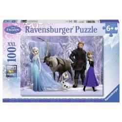 Ravensburger Παζλ 100 Xl Τεμάχια Disney Frozen Ψυχρά Και Ανάποδα 05-10516 4005556105168
