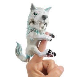 WowWee Fingerlings Untamed Ride Wolf Blizzard 3960 / 3962 771171139621