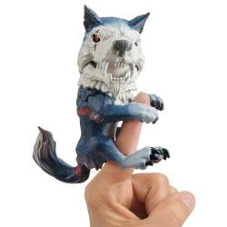 WowWee Fingerlings Untamed Ride Wolf Midnight 3960 / 3961 771171139614