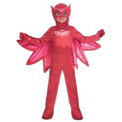 Amscan PJ Masks - Πιτζαμοήρωες Στολή Owlette Deluxe 3-4 ετών 9902960 013051800109