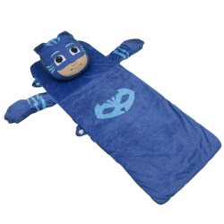 GIOCHI PREZIOSI PJ Masks - Pisolone Sleeping Bag With Pillow Catboy PLJ00 8056379040491