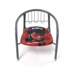 Arditex Καρέκλα Ladybug Μεταλλική LB11720 8430957117209