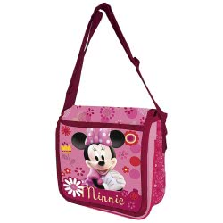 Arditex Minnie Mouse Shoulder Bag - Pink WD11397 8430957113973