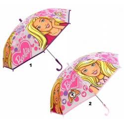 Arditex Barbie Παιδική Ομπρέλα Διάφανη 46 Εκ. - 2 Χρώματα BR12220 8430957122203