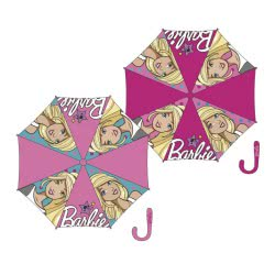 Arditex Barbie Umbrella 48 Cm - 2 Colours BR9883 8430957098836