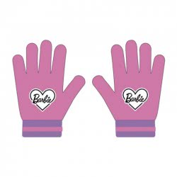 Arditex Barbie Kids Gloves - Pink BR12226 8430957122265