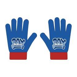 Arditex Paw Patrol Παιδικά Γάντια - Μπλε PW12167 8430957121671