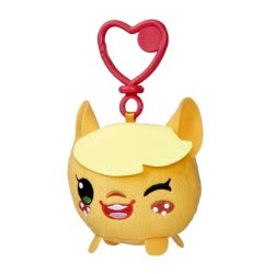 Hasbro My Little Pony Applejack Λούτρινο Κλιπ E0030 / E0427 5010993487929