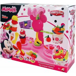 As company Παγωτοπλαστελίνα Minnie - Ice Cream Maker 1045-03577 5203068035778