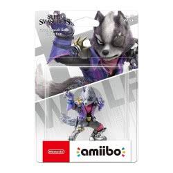 Nintendo Amiibo Wolf Super Smash Bros Νο. 63  045496380717