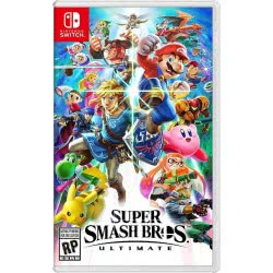 Nintendo Switch Super Smash Bros Ultimate  045496422899