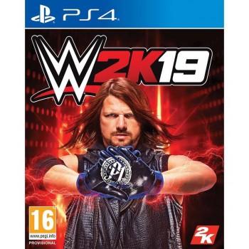 2K Games PS4 WWE 2K19 Standard Edition  5026555424677