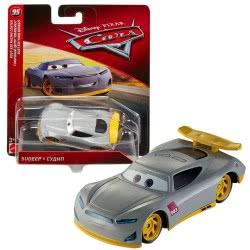 Mattel Disney/Pixar Cars 3 Rust-eze Racing Center Sudeep Αυτοκινητάκι Die-Cast DXV29 / FLL38 887961561586