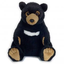 LELLY National Geographic Ασιατική Μαύρη Αρκούδα - Black Bear 770858 8004332708582