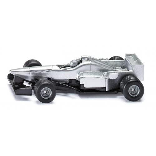 siku Racer Αυτοκινητάκι Φόρμουλας Σπορ, Ασημί SI000863 4006874008636