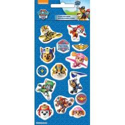GIM Paw Patrol Boy Stickers Foam 774-00338 5204549115651
