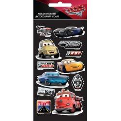 GIM Disney Pixar Cars Αυτοκόλλητα Foam 772-16538 5204549115279