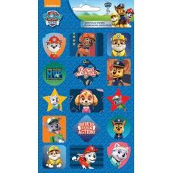GIM Paw Patrol Boy Stickers Lenticular 774-00315 5204549115637