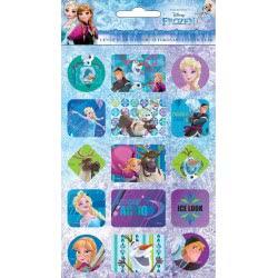 GIM Disney Frozen Stickers Lenticular 771-80615 5204549115354