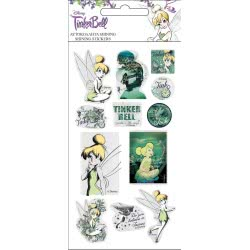 GIM Disney Tinkerbell Stickers Shining 771-26033 5204549115323
